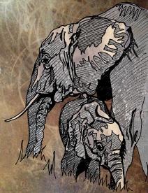 elephant-fam